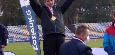 Dwa medale 15-letniego Kamila z Siedlec-25908