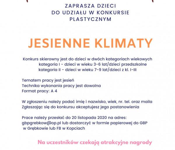 Jesienny konkurs w GBP Grębków-25928