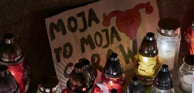 Protest w Siedlcach po zakazaniu aborcji-25958