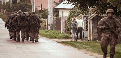 Dwutygodniowe szkolenia Terytorialsów na terenie powiatu łosickiego-26022