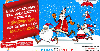 Już niebawem II Charytatywny Bieg Mikołajkowy-26264