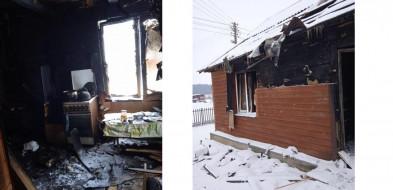 Pogorzelcy z gminy Zbuczyn marzą o nowym domu-27606