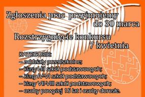 Wielkanocne pisanki i palmy w Mordach-27612