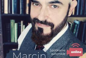 Spotkanie z Marcinem Szczygielskim on-line-28459