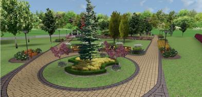Będzie modernizacja zieleńca w centrum Łosic-29670