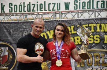 XPC Powerlifting World Cup 2020-2013