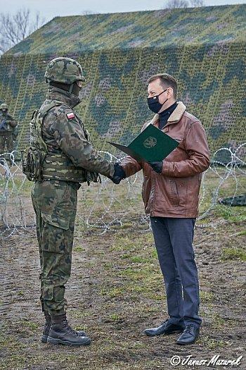 Minister Błaszczak w Siedlcach-2117