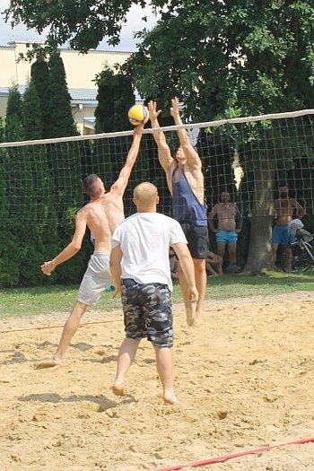 Turniej siatkówki plażowej w Starej Kornicy-2195